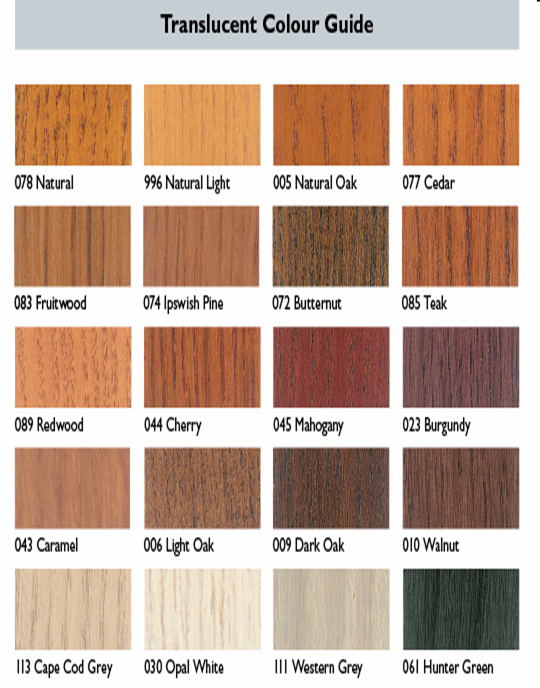 Staining Time Are You Ready Color Company Blog