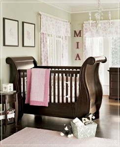 The stork is on it 39 s way tips and tricks for your new nursery color company blog - Vintage antique baby room ideas timeless charm appeal ...
